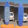 blue sup longboard/inflatable sup surfboard/stand up paddle board