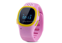 2015 The latest and fashionable smart wrist watch mobile phone for kids