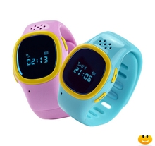 Highly Personal child kids watch GPS Tracker, with LBS and Cell Locate Function,mini gps tracker for kids
