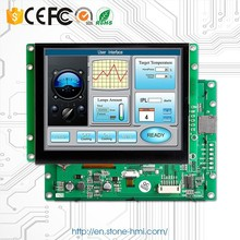 """8"""" industrial UART LCD module with TFT touch controller for Automobile"""