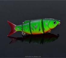 Trulinoya lure fishing tackle ABS multi section hard body lure