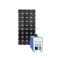50WP Solar Power Equipment\Home Solar System\Mobile Home Solar Panel System