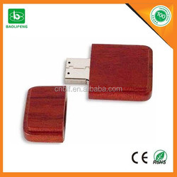 Excellent Factory supplying OEM Wooden USB flash drive 1gb -64gb