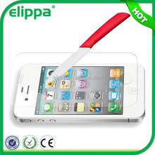 Real machine mould phone accessory color tempered glass screen protector for iphone 5