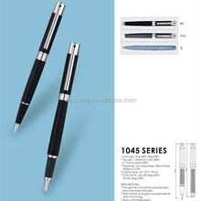Luxury executive metal ballpoint pen, roller pen