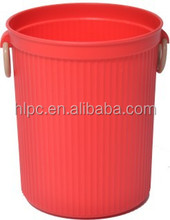hot for sale walmart circular handing garbage bin decorative garbage bin cheap recycling bin