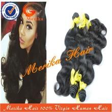 Entrega rápida de pelo en el extranjero, virgen remy cabello tejido, extensiones de cabello de china