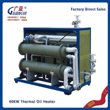 hot oil boiler for jacketed vessels china manufacture
