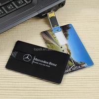 ultra slim credit card usb flash drive 8gb