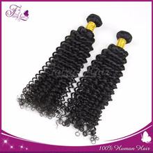100% Raw Unprocessed Virgin Brazilian Human Hair Extension High Quality Deep Wave Hiar