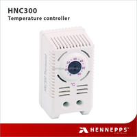 Hennepps high accuracy electric temperature controller heating thermostat