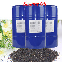 Body massage anti-aging sesame seed oil press good quality plant extract base essential oil OEM