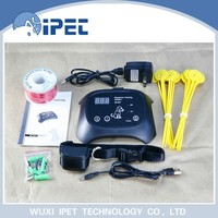 Newly Popular Waterproof And Rechargeable Electronic Pet Fencing System For 1 Dog W-337