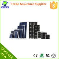 CE/IEC/TUV/UL Certificate Mono and Poly 5W 20w 30w 40w 50w 100w 150w 200w 250w 300w 320w solar panel