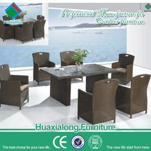 New design PE rattan aluminium frame ikea wicker furniture