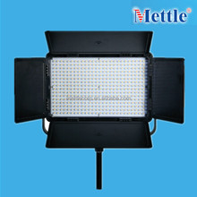 Dual Color Temperature LED Video Lights VL-420 25W 5500K For Photographer With Remote Control Receiver