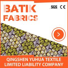 Clothing fabric oil wax fabric/indian batik patchwork fabric/digital printed fabrics