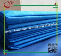wholesale Japan disposable bamboo bed sheet hotel hospital with eco nonwoven fabric picture