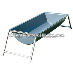 wholesale steel feeding trough for cattle