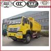 Manufacturer heavy duty truck dump tipper truck sinotruk price