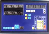 Dark blue 2-axis Milling Machine Specialist for DRO