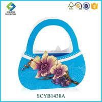 Latest Design Unique Shopping Bags Basket Shape