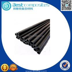 Best Composites reinforced polymer High Compressive Strength carbon fiber manufacturer tubing