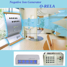 Health good product O-RELA negative ion generator providing clean air