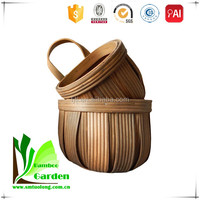 Wholesale Half Round Hanging Storage Basket