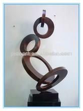 la mayoría de los productos populares antiguo escultura de hierro forjado