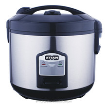 Electric deluxe rice cookers