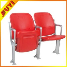 BLM-4651 Wholesale Plastic Chairs Outdoor Soccer Stadium Seat Waiting Room Chair Price