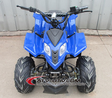 CE Approved 4 Wheel Electric Quad Bike Road Legal For Sale