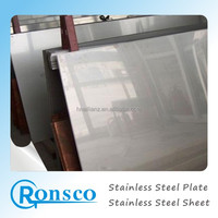 Manufacture price high quality 201 304 316 410 420 430 904l stainless steel flat plate gas grill griddle