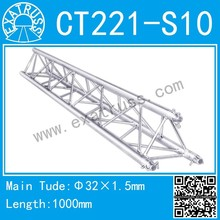 CT221-S(220*194) aluminium triangle tuss, lighting stage truss for event and show decorative