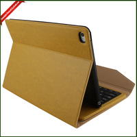 Bluetooth Keyboard Leather Case for iPad , 9.7 Leather Case with Keyboard