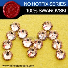 Wholesale Swarovski Elements Silk (391) 12ss Flat Back Crystal Rhinestone