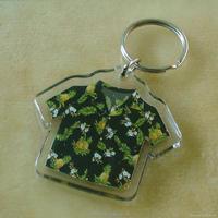 2014 high quality clear custom acrylic key chain for gift best sale
