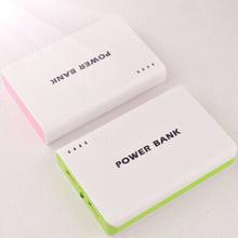 External 8800mAh backup mobile power bank for Smart Phone