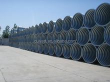good quality galvanized water pipe/corrugated steel pipe culvert