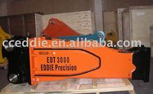 hydraulic hammer excavator attachment