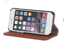 Durable soft genuine smart phone case for iPhone 6/6 plus