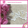 Fashion Embroidery Cotton Lace Wedding Dresses Chemical Lace Trim Embroidery