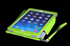 Wholesale sleep wake magnetic pu leather stand smart cover back case for apple ipad air 2 HH-IP628(2)