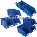 Multi - fonction boîtes à outils en plastique PP matériau boîtes en plastique Bin