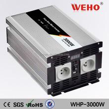 3000w pure sine wave inverter off grid solar power inverter 12v 220v dc-ac sine wave power inverter 230v 12v