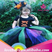 1-10 years baby girl cheap dress minion halloween costume LBS4101519