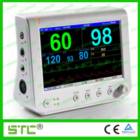 Portable Patient Monitor With CE(TM-8000M)