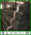 Los tubos de acero negro Erw Bajo Carbono