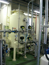 High quality low price reverse osmosis water treatment equipment resin system